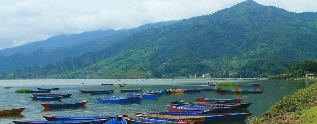 El valle de Pokhara