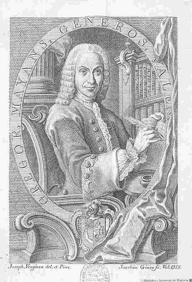 Gregorio Mayans