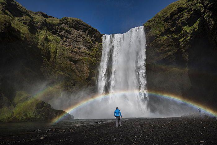 arcoíris islandia