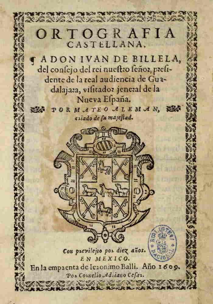 Ortografía castellana