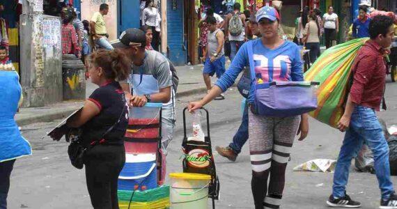 Inmigrantes venezolanos
