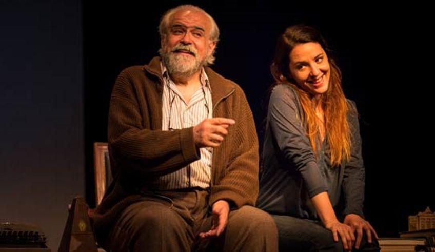 Ricard Borràs y Elena Barbero