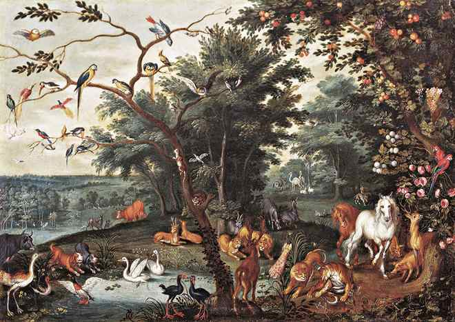 Abraham Brueghel