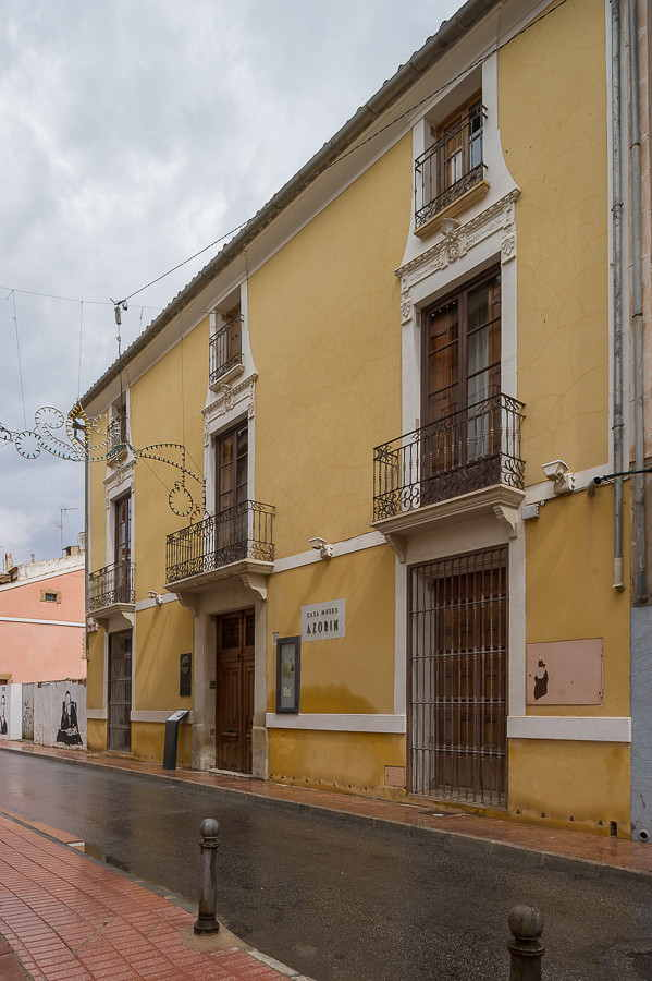 Casa-Museo Azorín