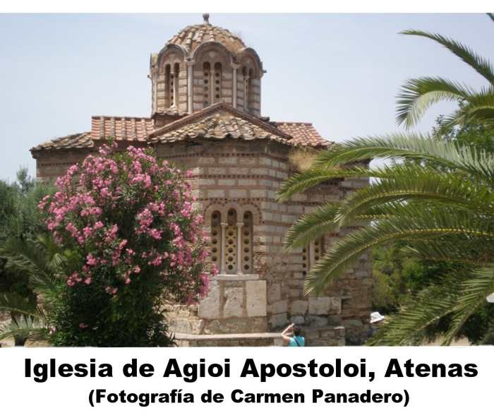 iglesia Agioi Apostoloi