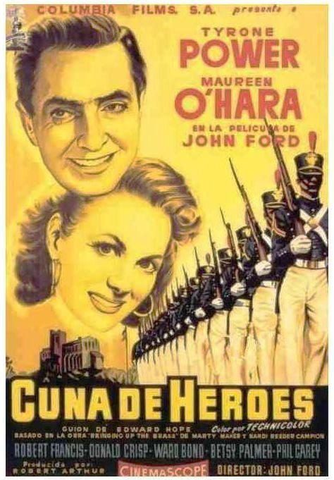 cuna de héroes