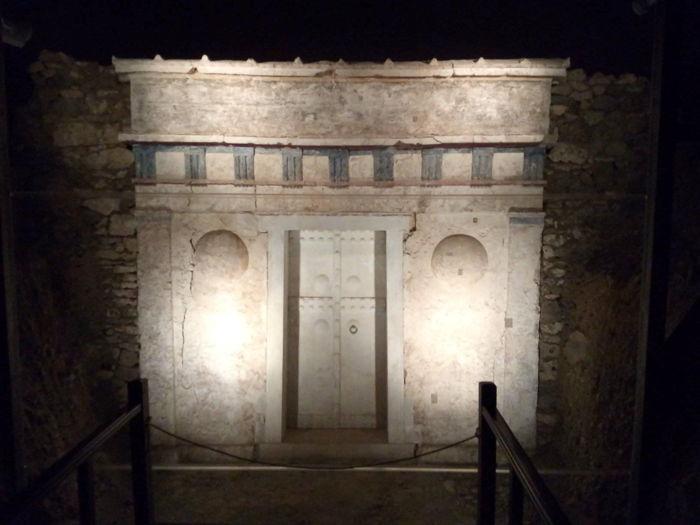Museo alejandrino de Vergina,