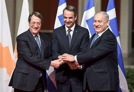 GRECIA, CHIPRE, ISRAEL