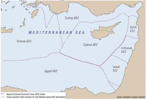 Mediterráneo del este