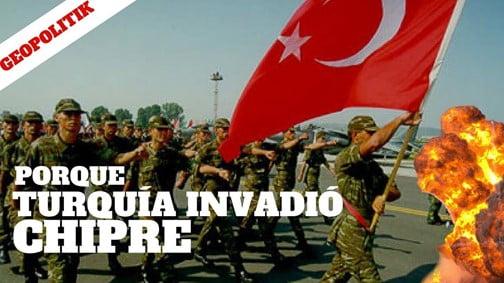 Invasión Chipre
