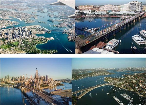Ciudades Australia