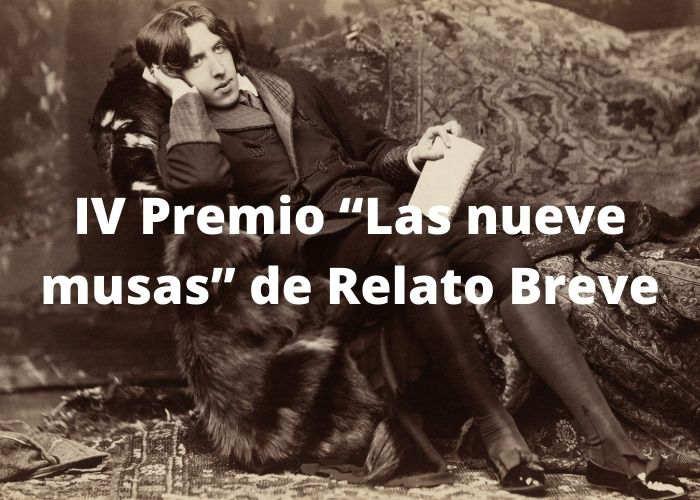 """IV Premio """"Las nueve musas"""" de Relato Breve"""