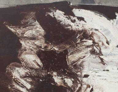 Rafael Canogar - Pintura 78 1961