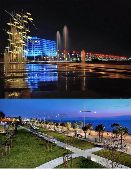 Costa de Tesalónica