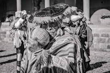 cultura de los incas
