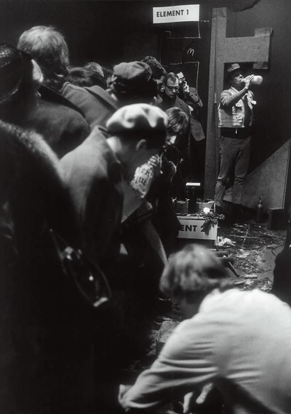 MANRESA. Homenaje a Schmela. 1966
