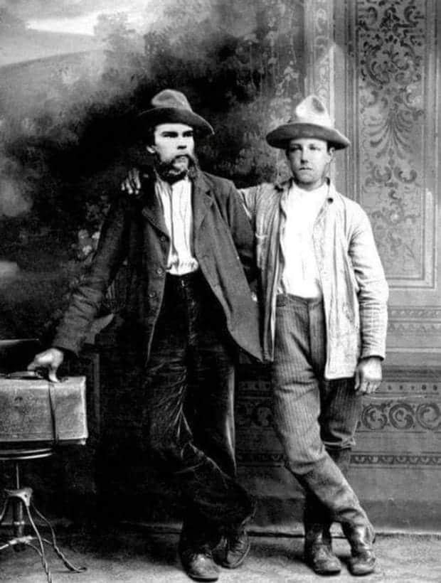 Verlaine y Rimbaud