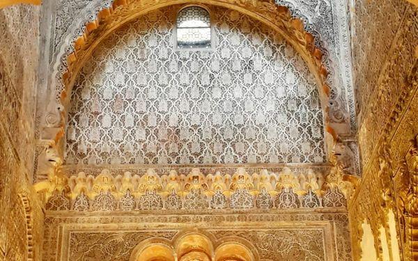 Capilla Real s XIV mezquita Cordoba