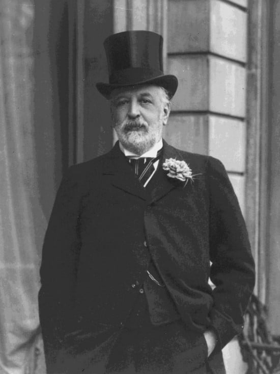 Primer barón Rothschild