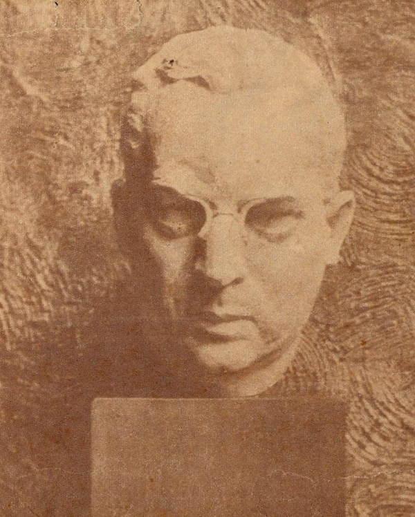 escultura de José F. Vásquez