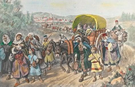 diáspora judía