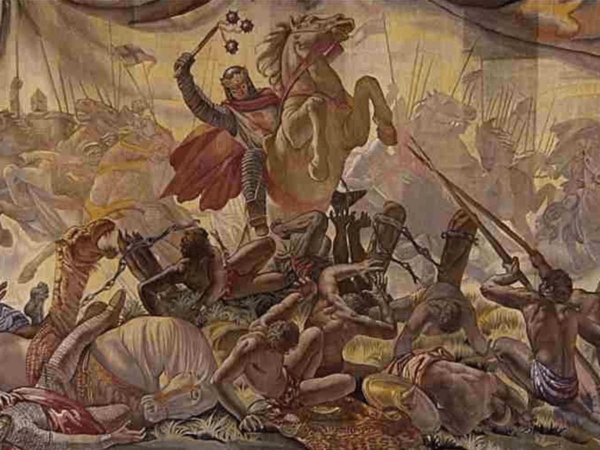 La batalla de Las Navas de Tolosa Batalla-Navas-de-Tolosa-1200x900