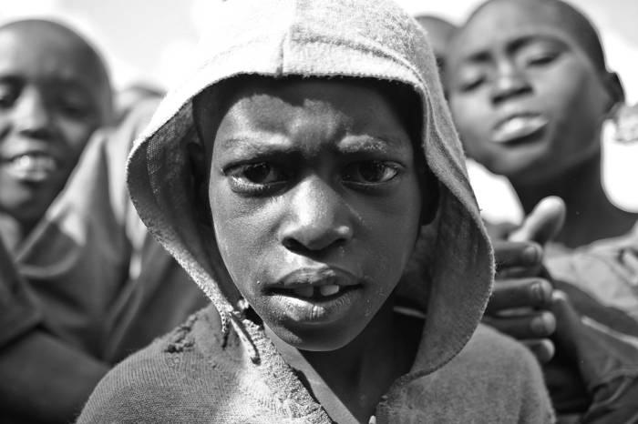 Niño Burundi