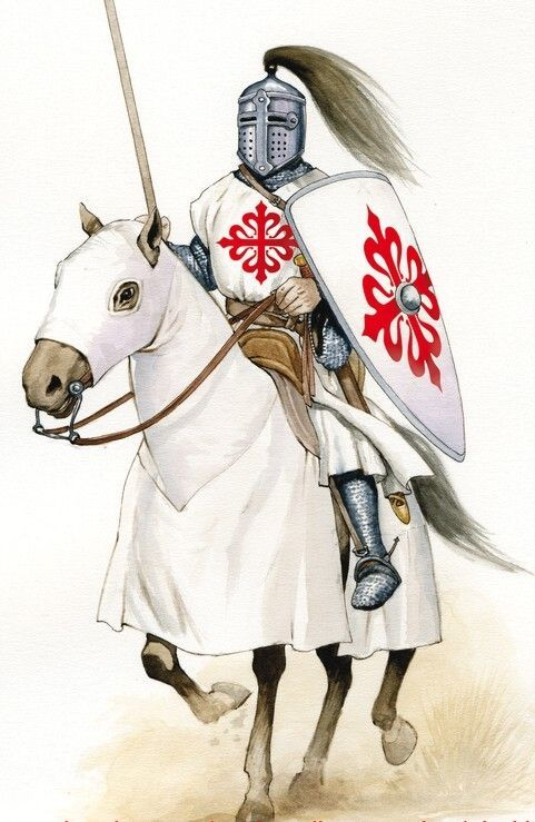la cruz y la espada